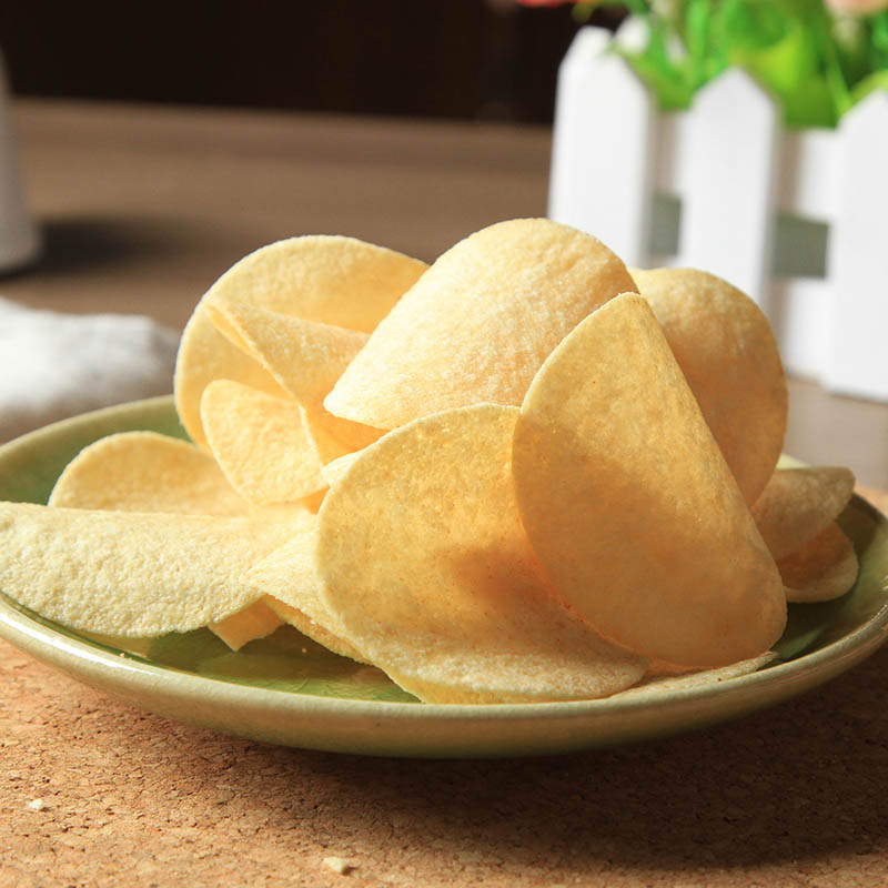 wholesale Panpan barbecue flavor potato chips