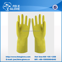 distributors household rubber glove acid resistant