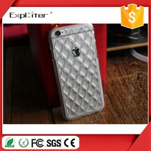 Good quality transparent flashing mobile accessories