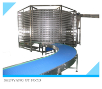 New Condition and Electric Power Source Bread Cooling Tower