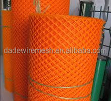 plastic honeycomb mesh/100-400g/m2 Rigid Plastic Screen Mesh