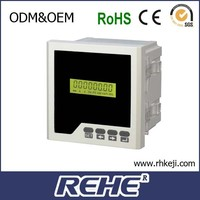 High Quality REHE Meter LED display three phase digital reactive Energy Meter RH-3RE31