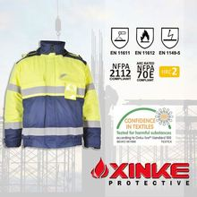 safety flash-arc protection jacket