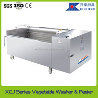 vegetable washing and peeling machine potato onion peeling machine suitable for potato, pachyrhizus, carrot, onion, etc