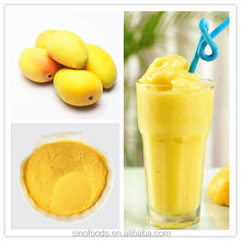 Mango Flavor Instant Drink Fruit Powder Freeze Dried Mango Extract