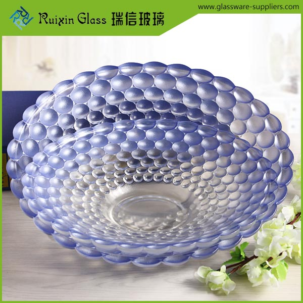 New products acrylic fruit dish and plate,fruit dinnerware set for sale