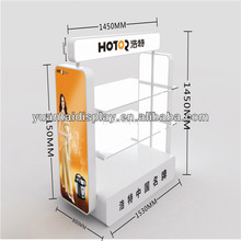 High-end electric appliance retail store display furniture/electric appliance display cabinet
