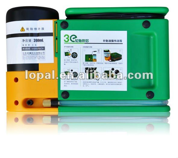 tire sealant air compressor