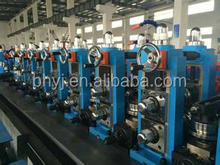 BH HG508 round downspout and welded pipe roll forming machine ,stainless steel pipe machine