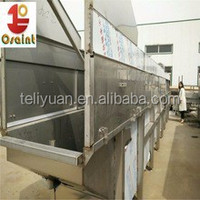 Goose Poultry slaughtering house machinery /Duck abattoir equipment