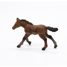 Custom made lifelike high quality small plastic animal figurines
