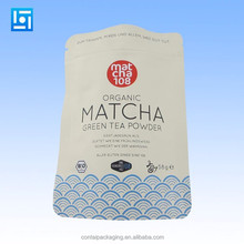 Matt Finished flower Seeds Plastic food Packaging Bags/resealable aluminum foil plastic bags