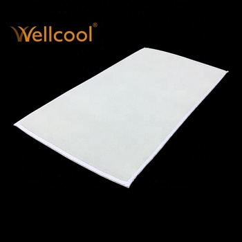 China manufacture air cooling 3d mesh mat