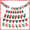 Christmas Hanging Felt Decorations Suppliers