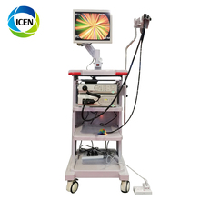 Good quality hospital video endoscope system with gastroscope and colonoscope