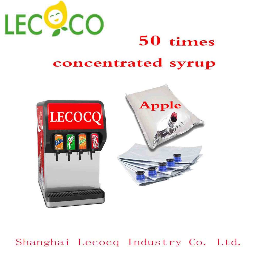 Leco new product promotion for 50 Times Concentrated juicy red bean concentrate