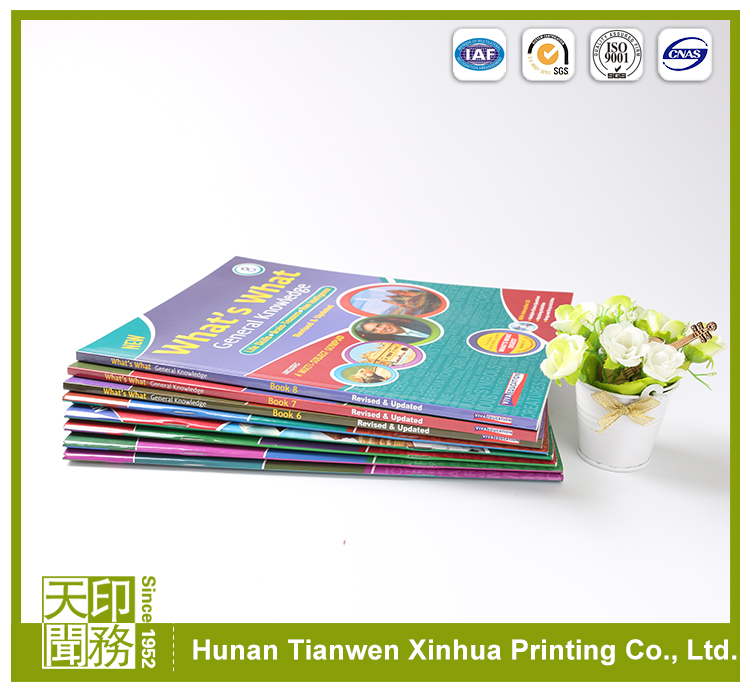 High Quality International Edition University Textbook printing
