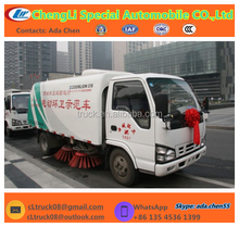 2016 years sweeper car road construction equipment