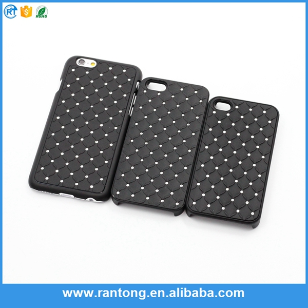 New product custom design bling hard case for iphone5 2015