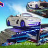 Automatic Racing Car Amusement Machine Amusement