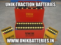MOTIVE POWER FORKLIFT TRACTION BATTERY