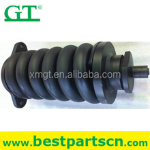 Bulldozer parts front idler assembly track adjuster price/idler roller assembly/tension device