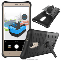 Factory supplying New product shockproof with stand Case For Xiaomi Redmi NOTE 3 Phone Cover Case