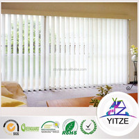 newly design Office Decorative White Vertical Blinds