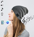 Christmas gift series-Bluetooth beanie, the wireless beanie is fully washable and designed to be easily cleaned.