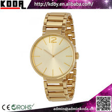 2018 Luxury 18k Gold Watches For Large Wrist Women