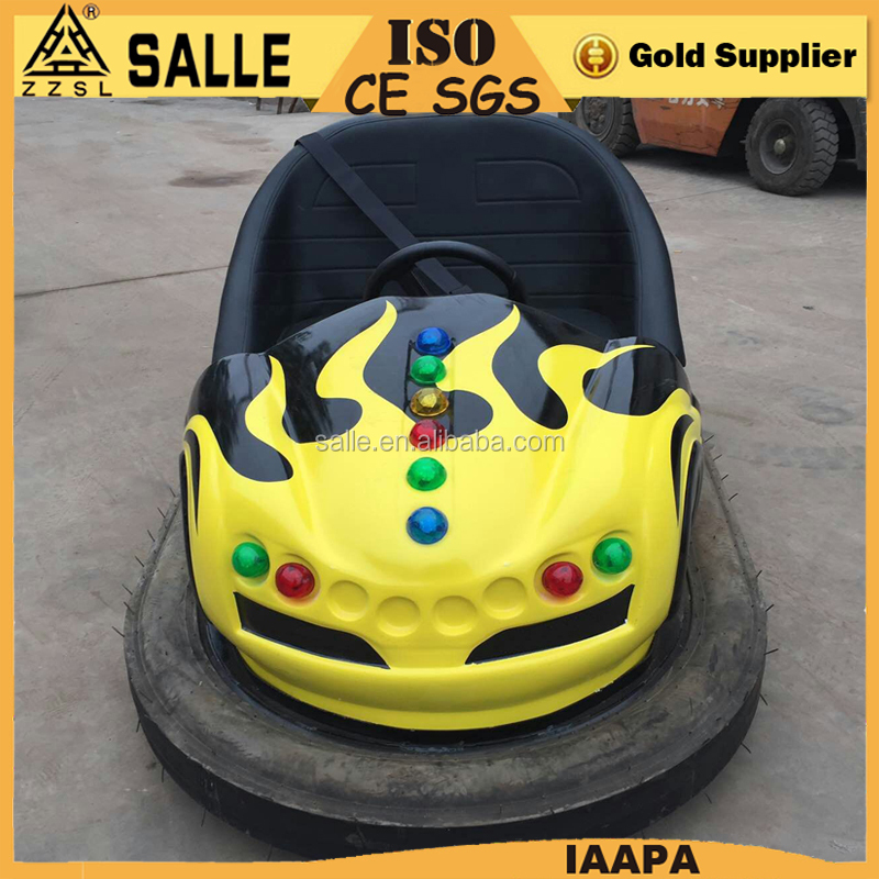 New attraction rides bumping car indoor games bumper car kids games
