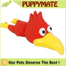 Natural Latex Rubber Pet Dog Toy/Rubber Chicken Pet Toy/Squeaky Natural Rubber Toys for Dog