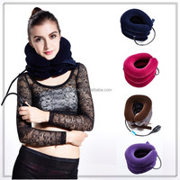 Cervical Neck Traction Device for Headache Head Back Shoulder Neck Pain