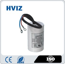 Electrolytic motor starting capacitor CBB60, fan capacitor
