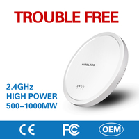 2.4ghz 300mbps High Power Wireless Access Point with 40 meters radius