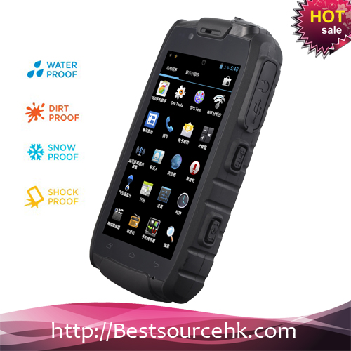 New Arrival Walkie Talkie & GPS Quad Core Rugged Low Price Smart OEM Waterproof Shockproof Smart Phone