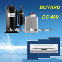 DC 48v solar power air conditioner for carport solar mini+air+conditioner+for+car 12 volt rv air conditioner