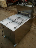 Hot pot/steam boat lamb/sheep meat/mutton roll cutting machine