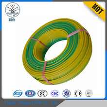 Cable Manufacturer Free samples 300/600V 450/750V 1.5mm2 2.5mm2 4mm2 PVC insulated flexible electric wire cable