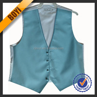 Hotel Or Restaurant Uniform Vest For Waiter