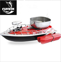 Mini fishing bait boat remote control 3 class wind resistance fishing lure boat
