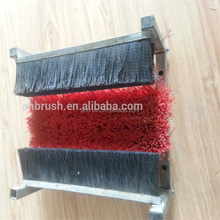 high quality nylon shoe brush from china factory
