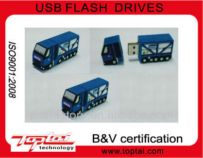 customized truck usb memory stick,usb pendrive
