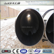large diameter seamless thin wall steel pipe