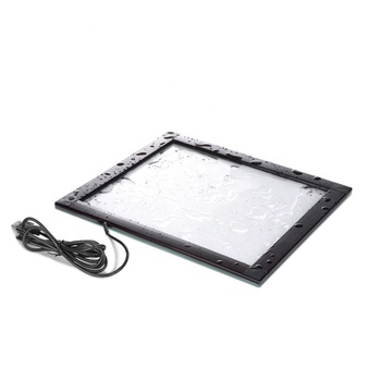 [TMDtouch]17 inch waterproof touch screen for Outdoors and Industry