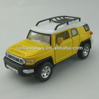 Metal Off-road vehicle model,die cast toyota car model toys,metal car model