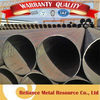 THICK WALL MAJOR DIAMETER WELDED ROUND PIPE