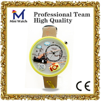 new products for 2013 china alibaba vogue polymer clay handmade lady wrist watch