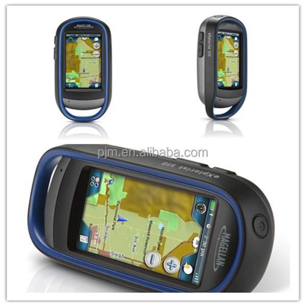 Magellan eXplorist 510 outdoor GPS Hunt and Fish Calendars