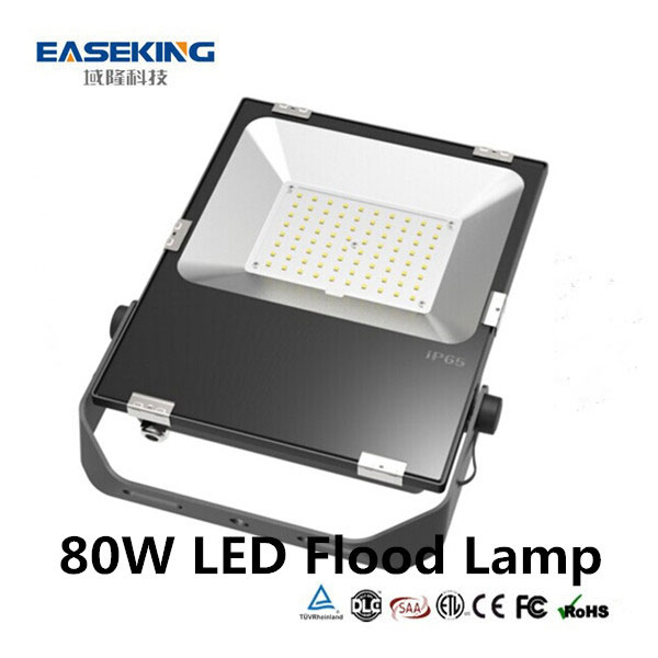 Outdoor 80w 100w led flood projector,LED SMD floodlighting lamp,led flood light dc24v 80w